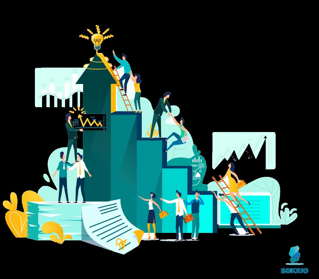 Increase sales team accountability